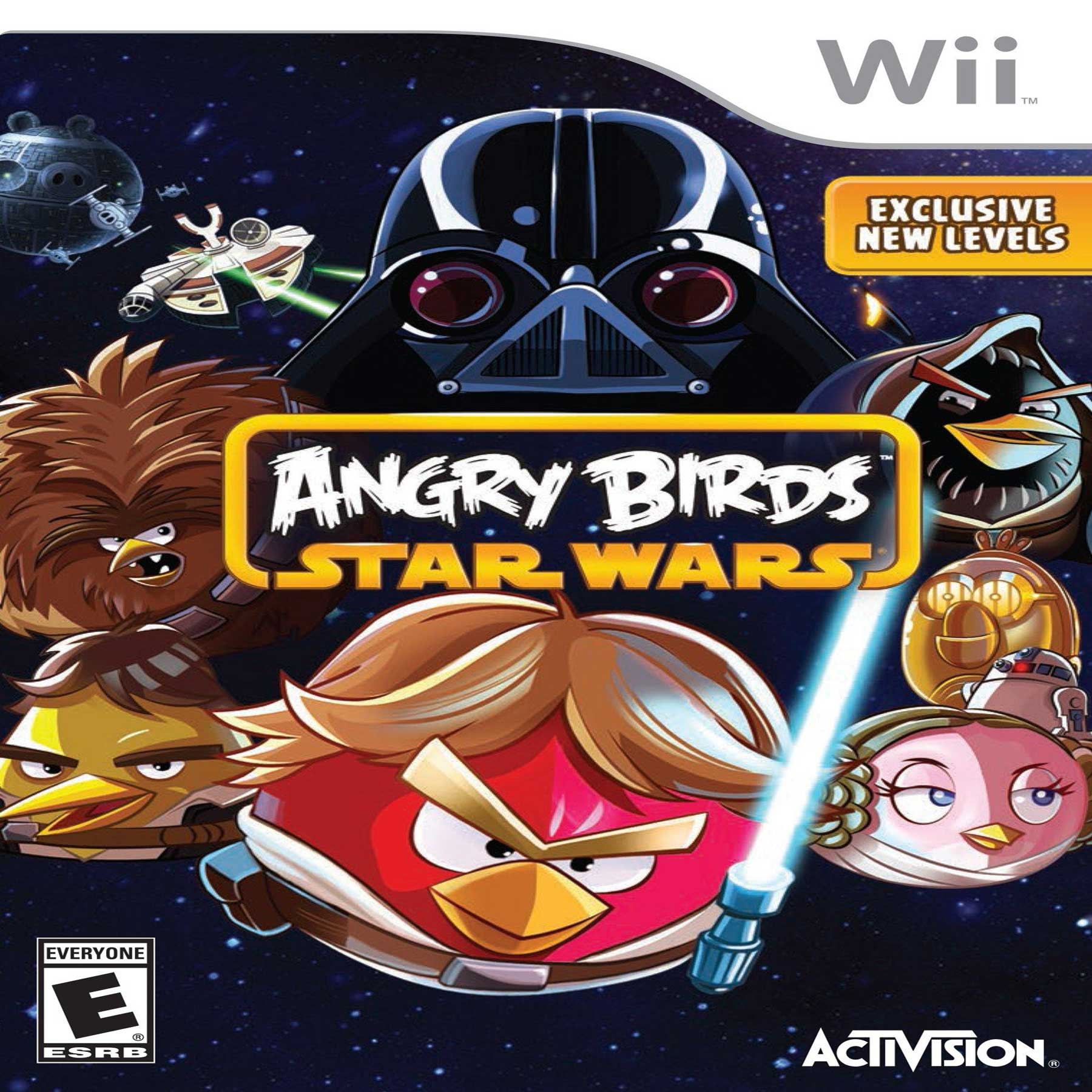 Angry Birds: Star Wars ROM