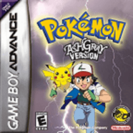 Pokemon Ash Gray ROM