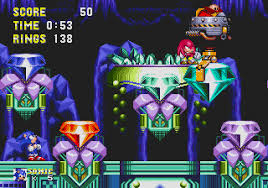Sonic 3 and Knuckles ROM