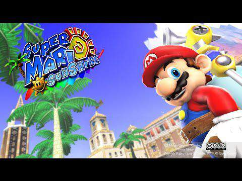 Super Mario Sunshine (GameCube ROM ) [Free Download] | Roms