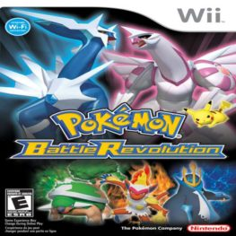 Pokemon Battle Revolution ROM