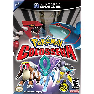 Pokemon Colosseum ISO