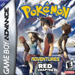 Pokemon Adventure Red ROM