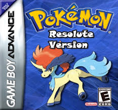 Pokemon Resolute Rom