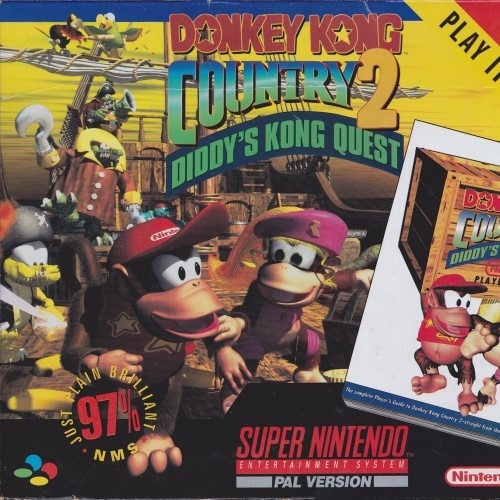 Donkey Kong Country 2 Rom