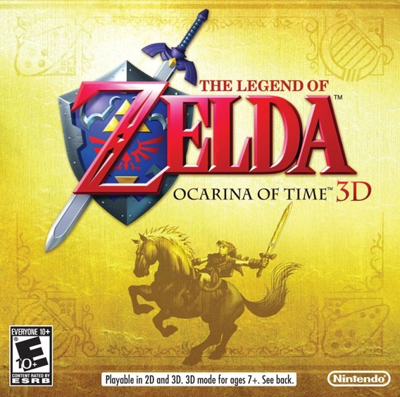 Legend Of Zelda: Ocarina Of Time Rom