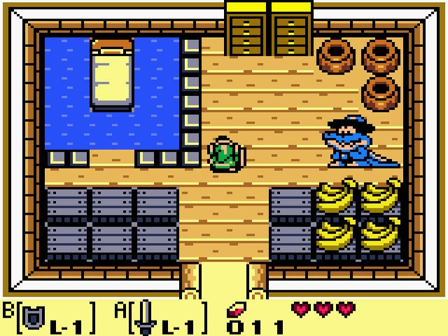 Legend Of Zelda: The Link's Awakening Rom