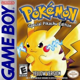 Pokemon Yellow Rom