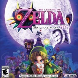 The Legend of Zelda Majora's Mask Rom