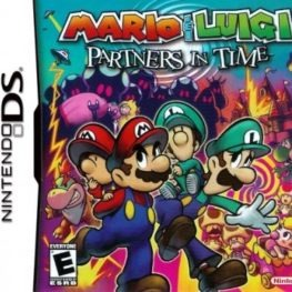 Mario and Luigi: Partners in Time Rom