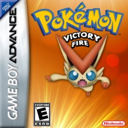 Pokemon Victory Fire Rom