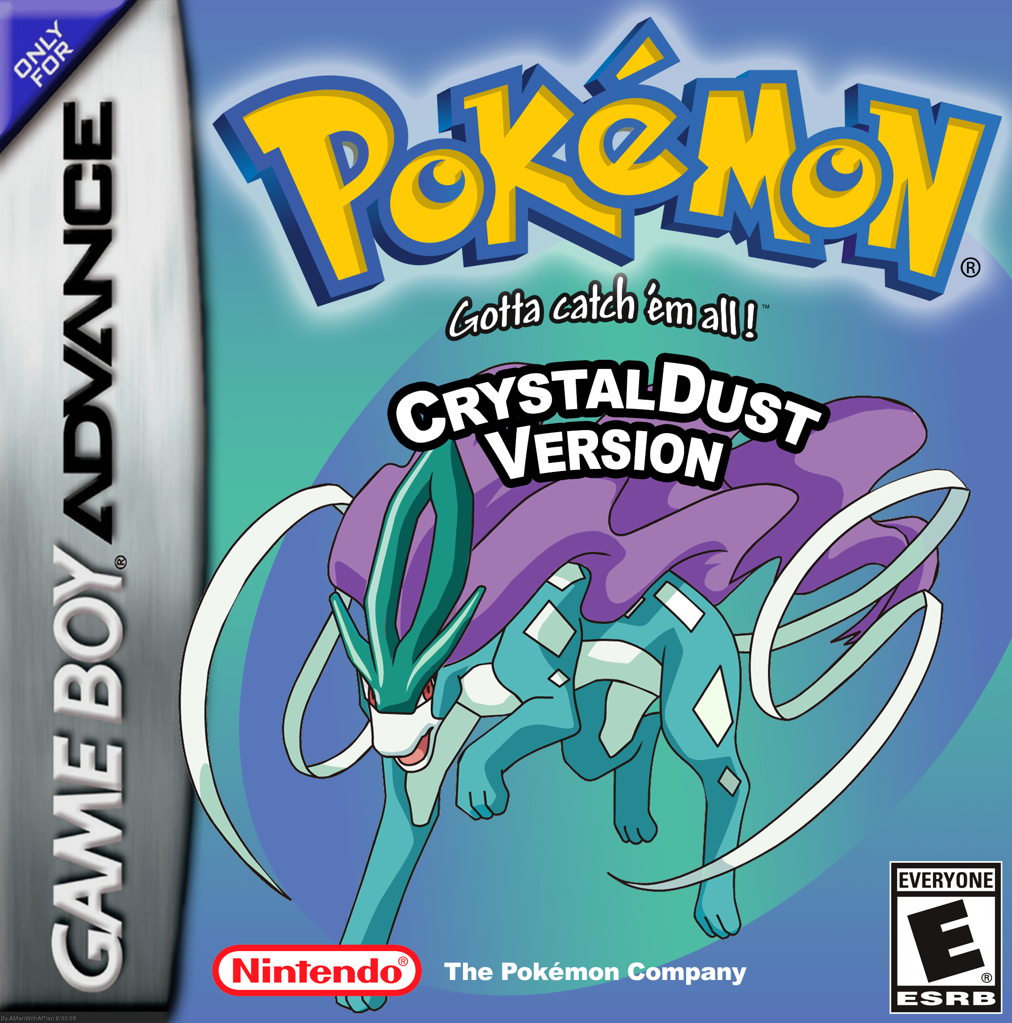 Pokemon Crystal Dust Rom