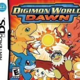 Digimon World: Dawn Rom
