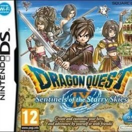 Dragon Quest IX Rom