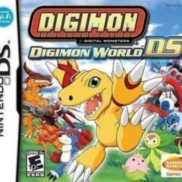 Digimon World DS Rom