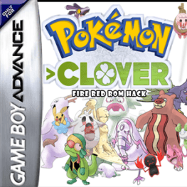 Pokemon Clover Rom
