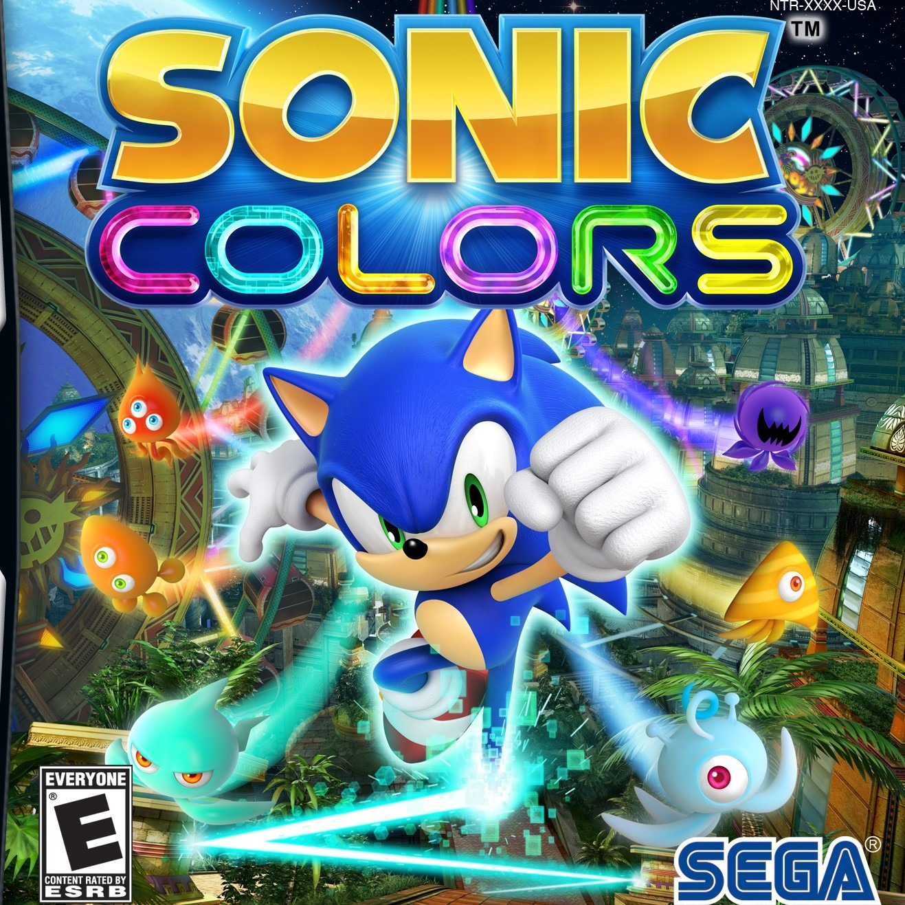 Sonic Colors ISO