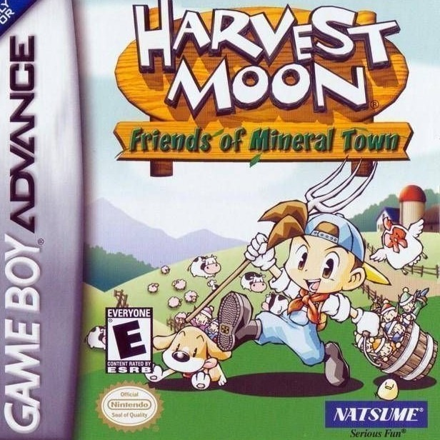 Harvest Moon: Friends of Mineral Town Rom