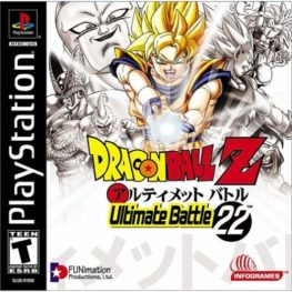 Dragon Ball Z: Ultimate Battle 22 Rom