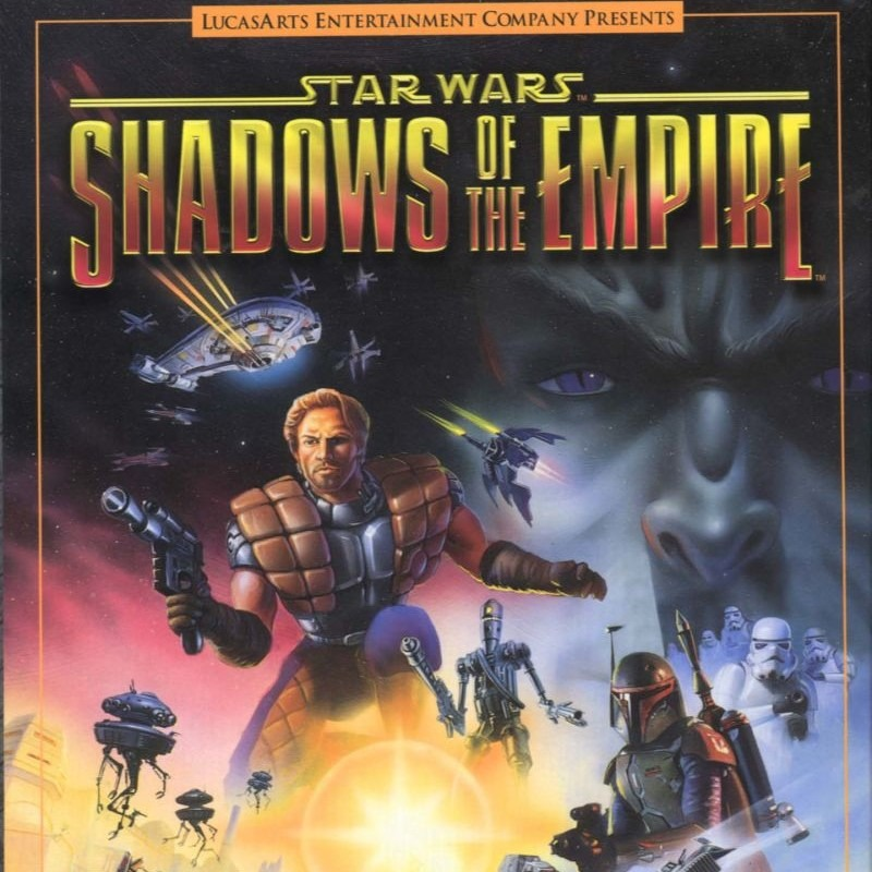 Star Wars: Shadows of the Empire Rom