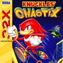 Knuckles' Chaotix Rom