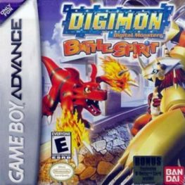 Digimon Battle Spirit Rom
