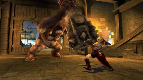 God of War: Chains of Olympus Rom