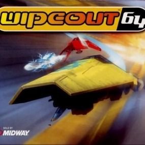 Wipeout 64 Rom