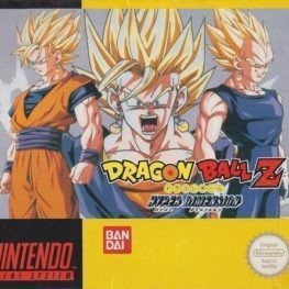 Dragon Ball Z: Hyper Dimension Rom