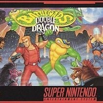 Battletoads/Double Dragon Rom