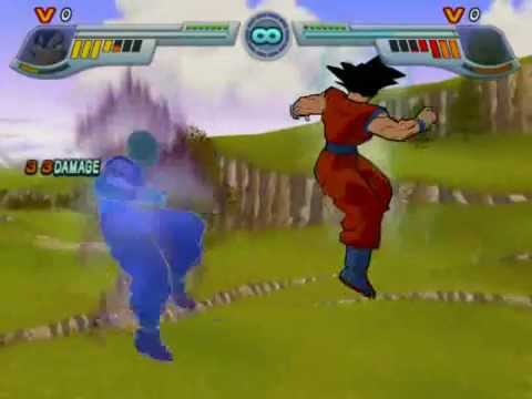 Dragon Ball Z: Infinite World Rom