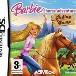 Barbie Horse Adventures: Riding Camp Rom