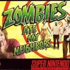 Zombies Ate My Neighbors Rom