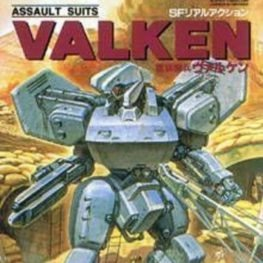 Assault Suits Valken Rom