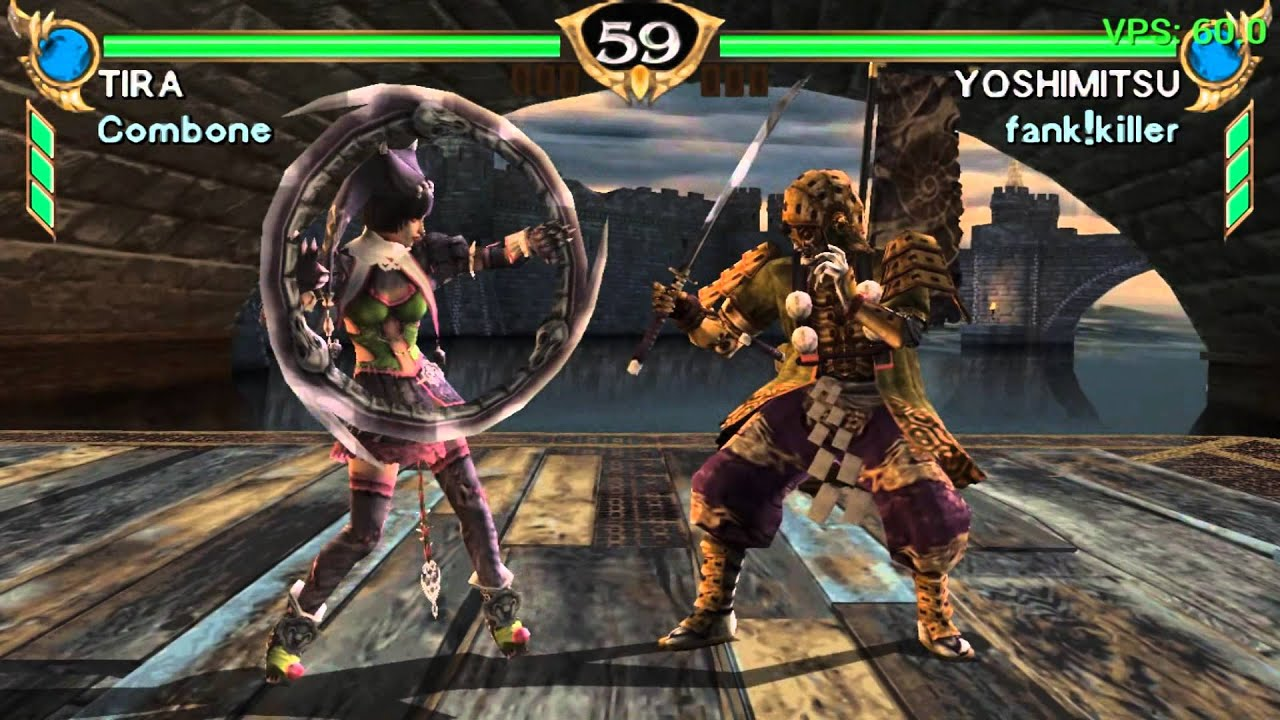 Soulcalibur: Broken Destiny Rom
