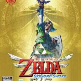 The Legend of Zelda: Skyward Sword Rom