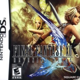 Final Fantasy XII: Revenant Wings Rom