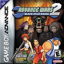 Advance Wars 2: Black Hole Rising Rom