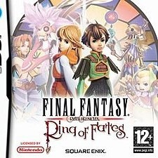 Final Fantasy Crystal Chronicles: Ring of Fates Rom