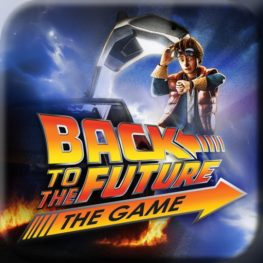 Back to the Future: The Game Rom