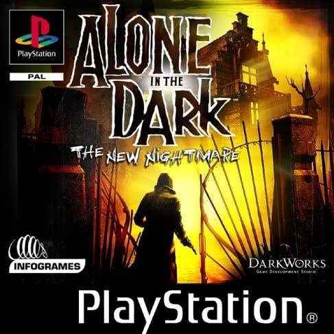 Alone In The Dark – The New Nightmare Rom