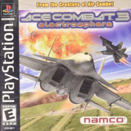 Ace Combat 3 – Electrosphere Rom