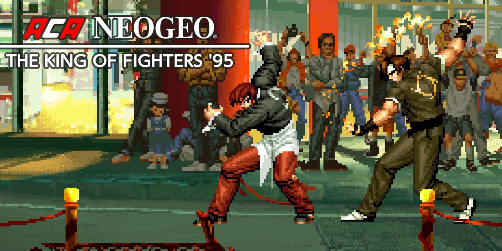 King Of Fighters 95 Rom
