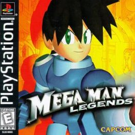 Megaman Legends Rom