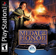 Medal Of Honor Underground Rom