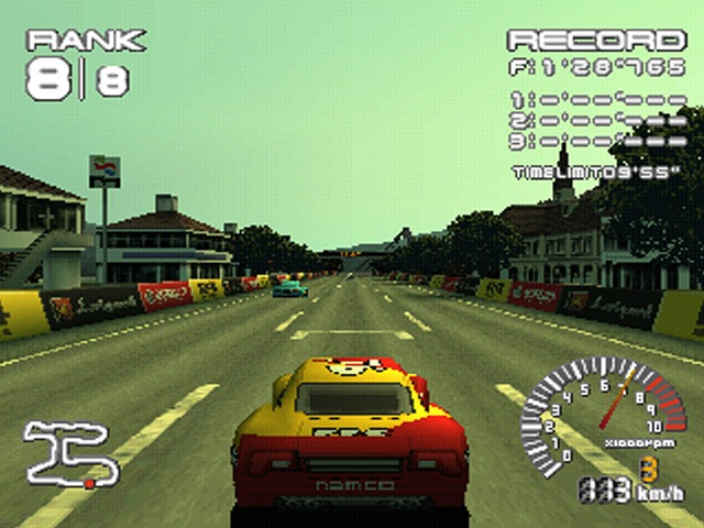 Ridge Racer Type 4 Rom