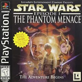 Star Wars Episode I The Phantom Menace Rom