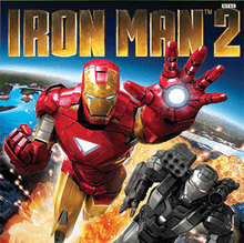 Iron Man 2 – The Video Game Rom