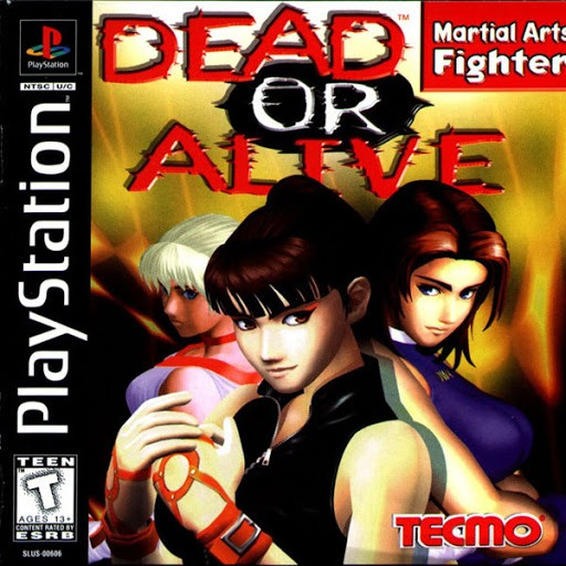 Dead Or Alive Rom