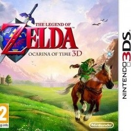 Ocarina of Time 3D Rom